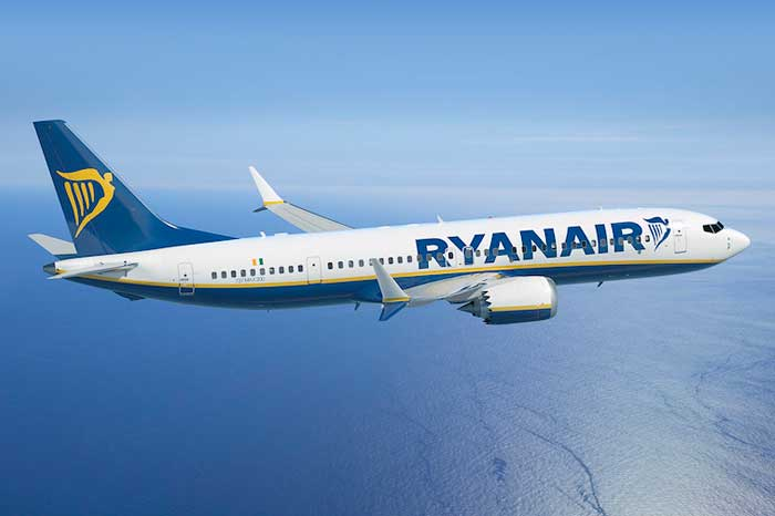Claiming flight delay compensation from Ryanair