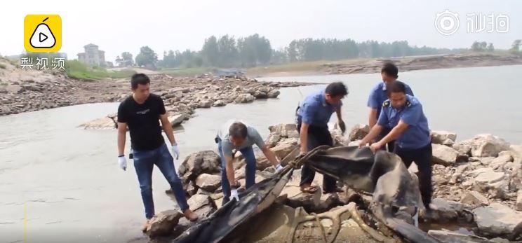 Chinas Loch Ness Monster