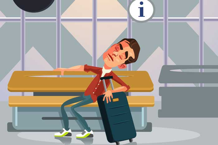 How to claim compensation for a flight delay?