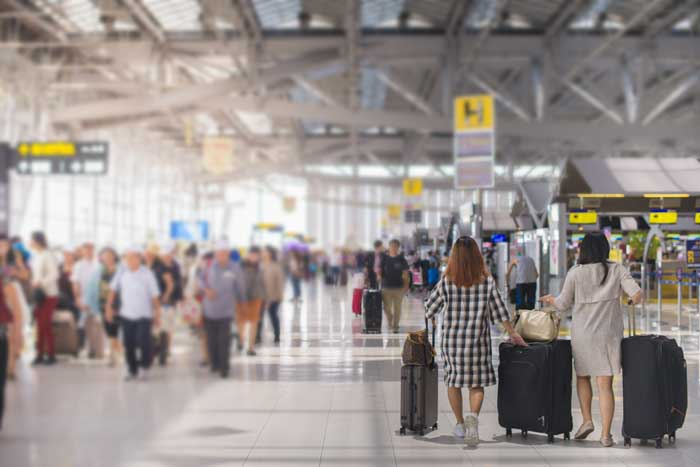 The most delayed airports of 2019 revealed