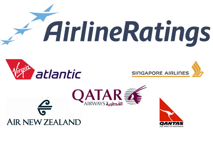 Worlds best AND safest Airlines 2019